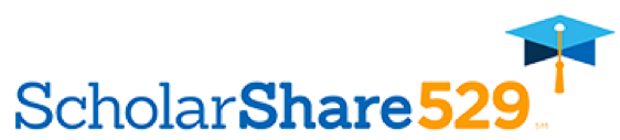 Logo for ScholarShare 529