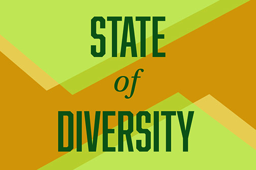 Logo for State of Diversity event