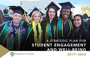 A strategic plan for student engagement and wellbeing by Student Affairs