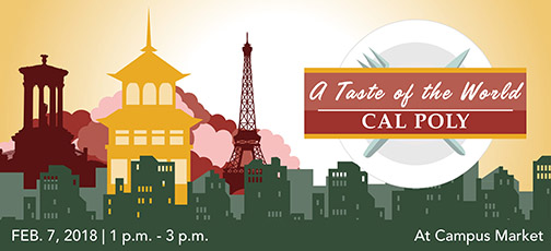 Taste of the World graphic