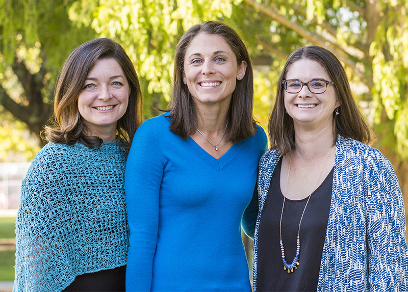 Trio of Cal Poly grant overseers