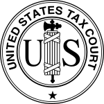US Tax Court logo