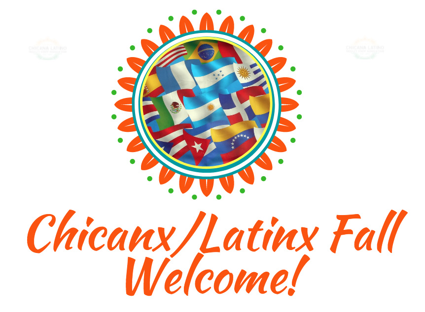 Chicanx/Latinx event logo