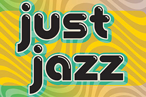 "Graphic reading ""just jazz"""