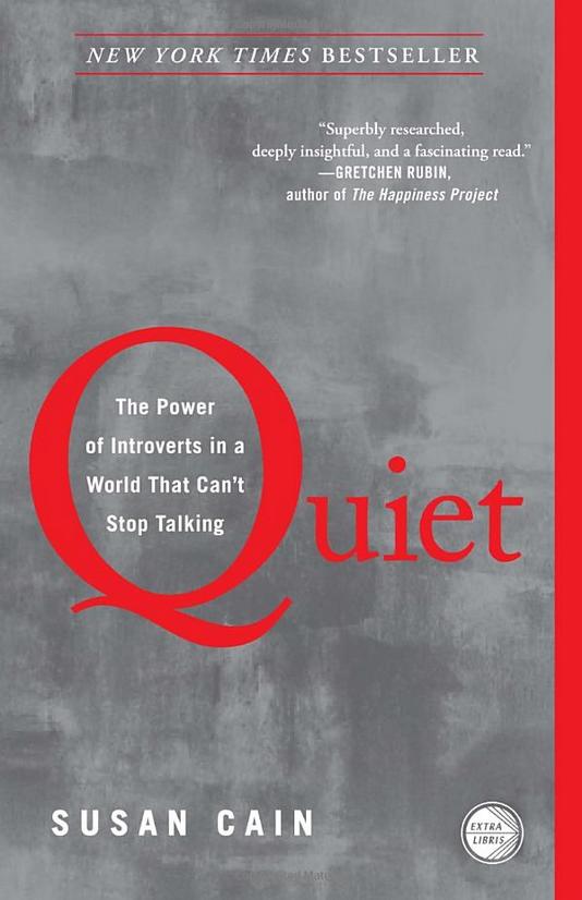 The Power of Introverts in a World That Can't Stop Talking""