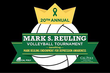 The Mark S. Reuling Volleyball Tournament will be held Oct. 20, 2017.