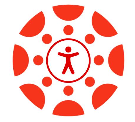 Canvas Accessibility Icon