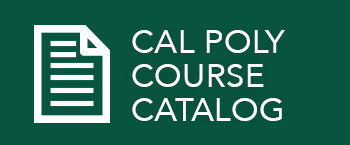 Cal Poly Course Catalog