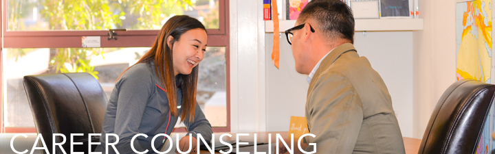 Career Counseling Header