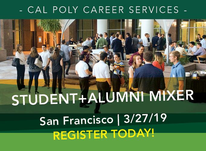 Cal Poly Alumni Mixer