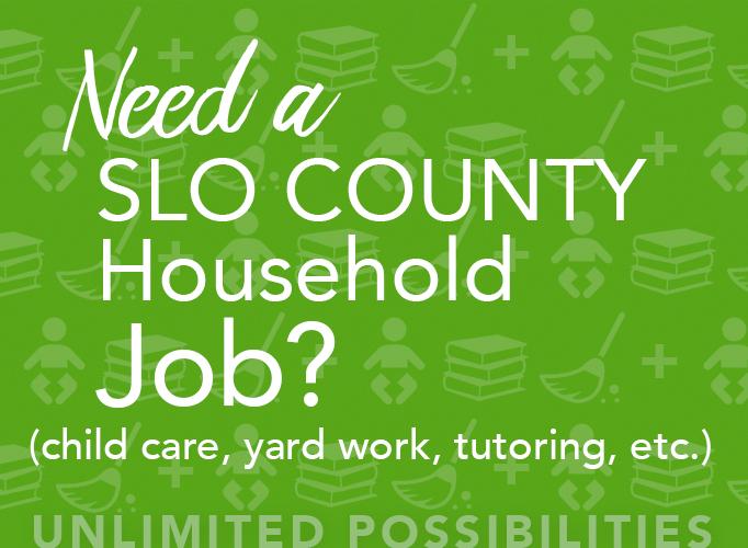 household jobs