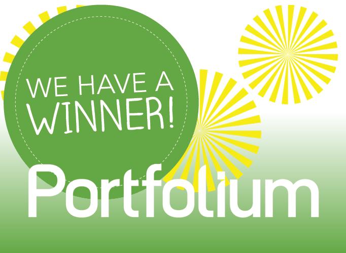 Portfolium Challenge Winners