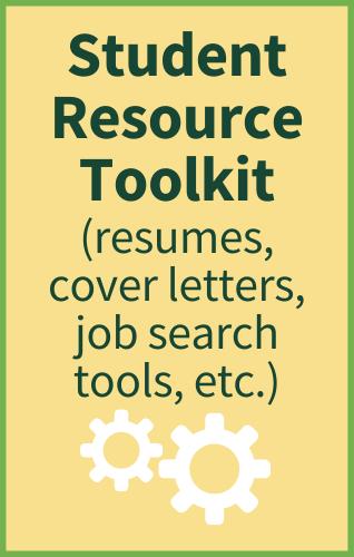 Student Resource Toolkit