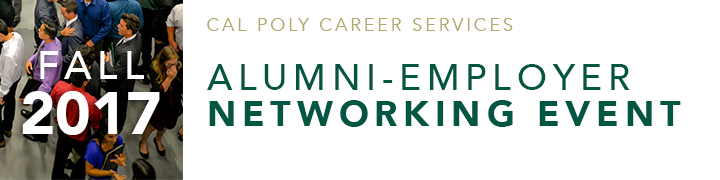 Alumni-Employer Networking Event