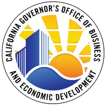 California's Governor's Office of Business and Economic Development.