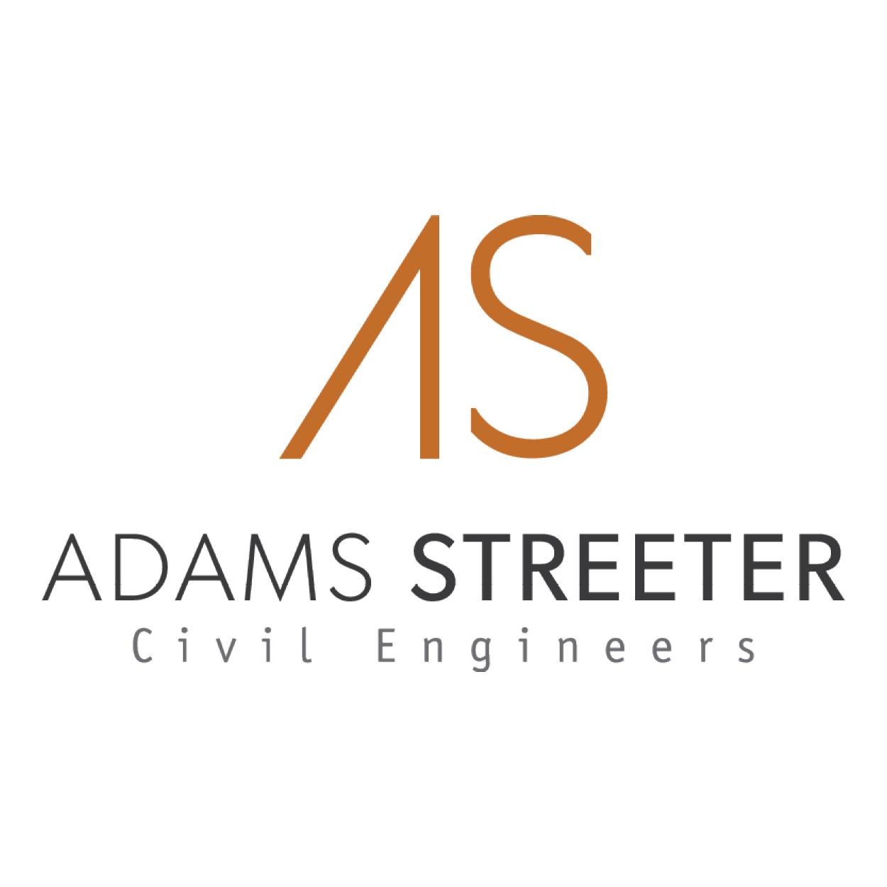 Adams Streeter logo