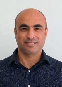 A photo of Dr. Hani Alzraiee
