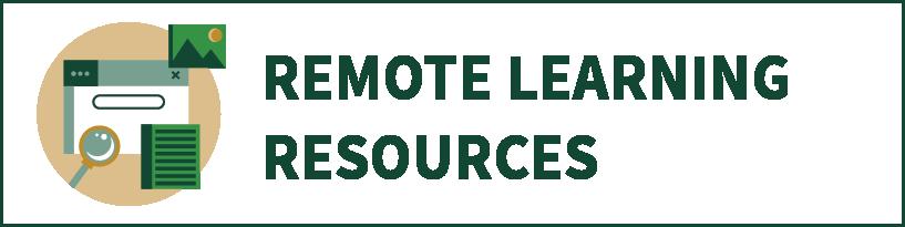 Remote Resources Page