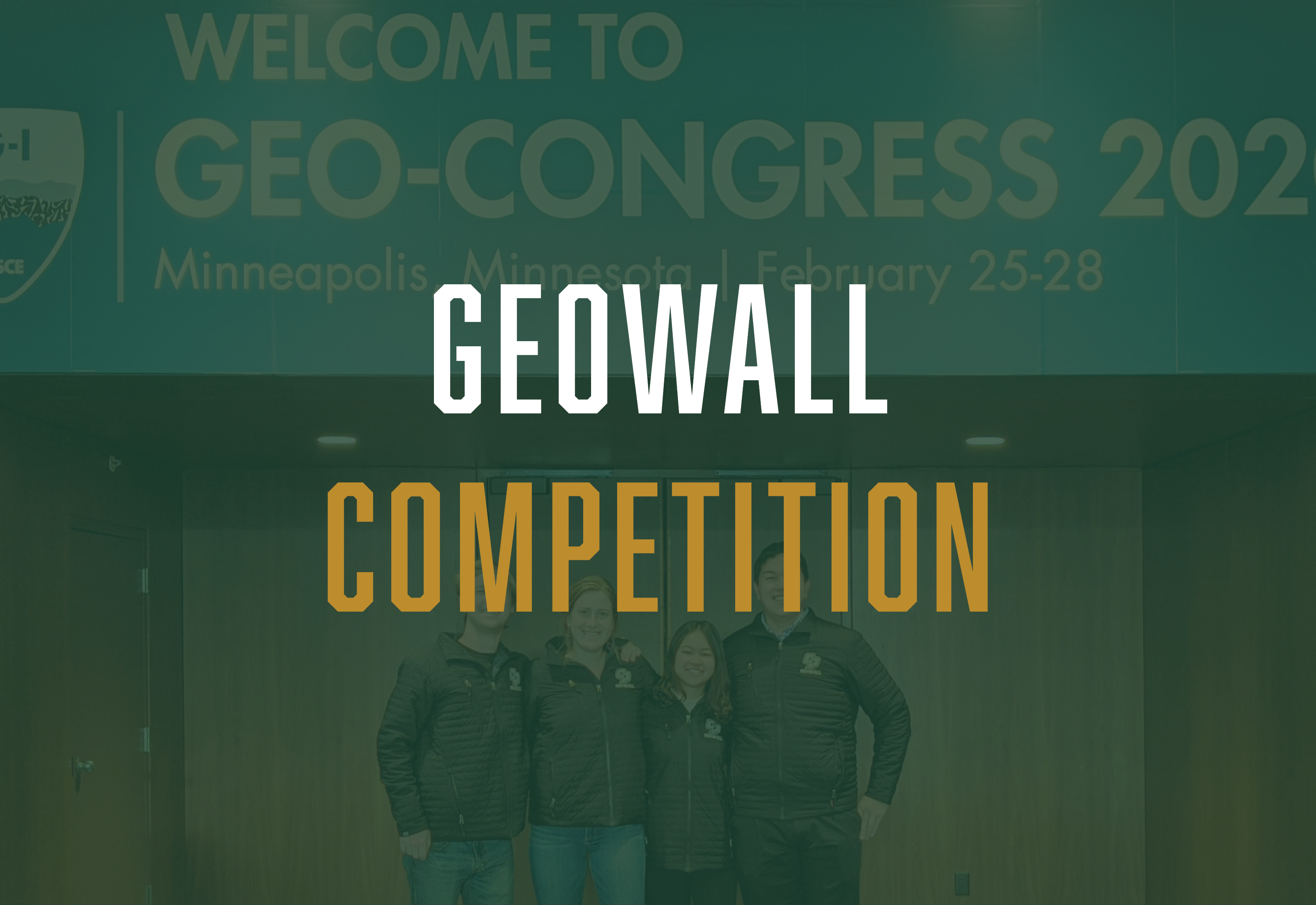 GeoWall Competition