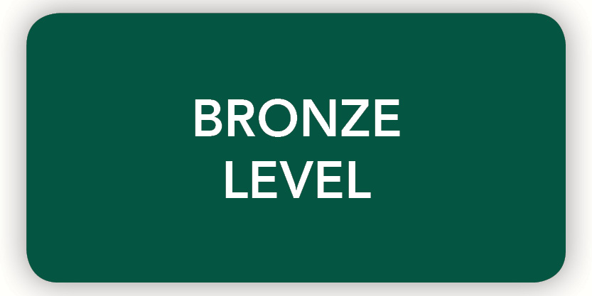 Bronze level button