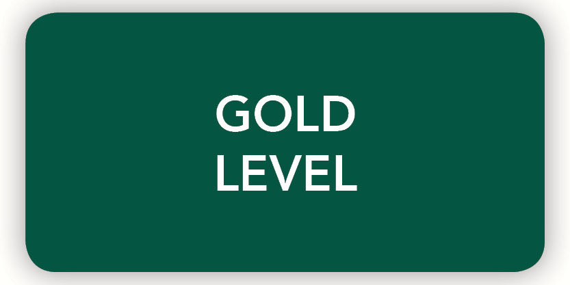 gold level button