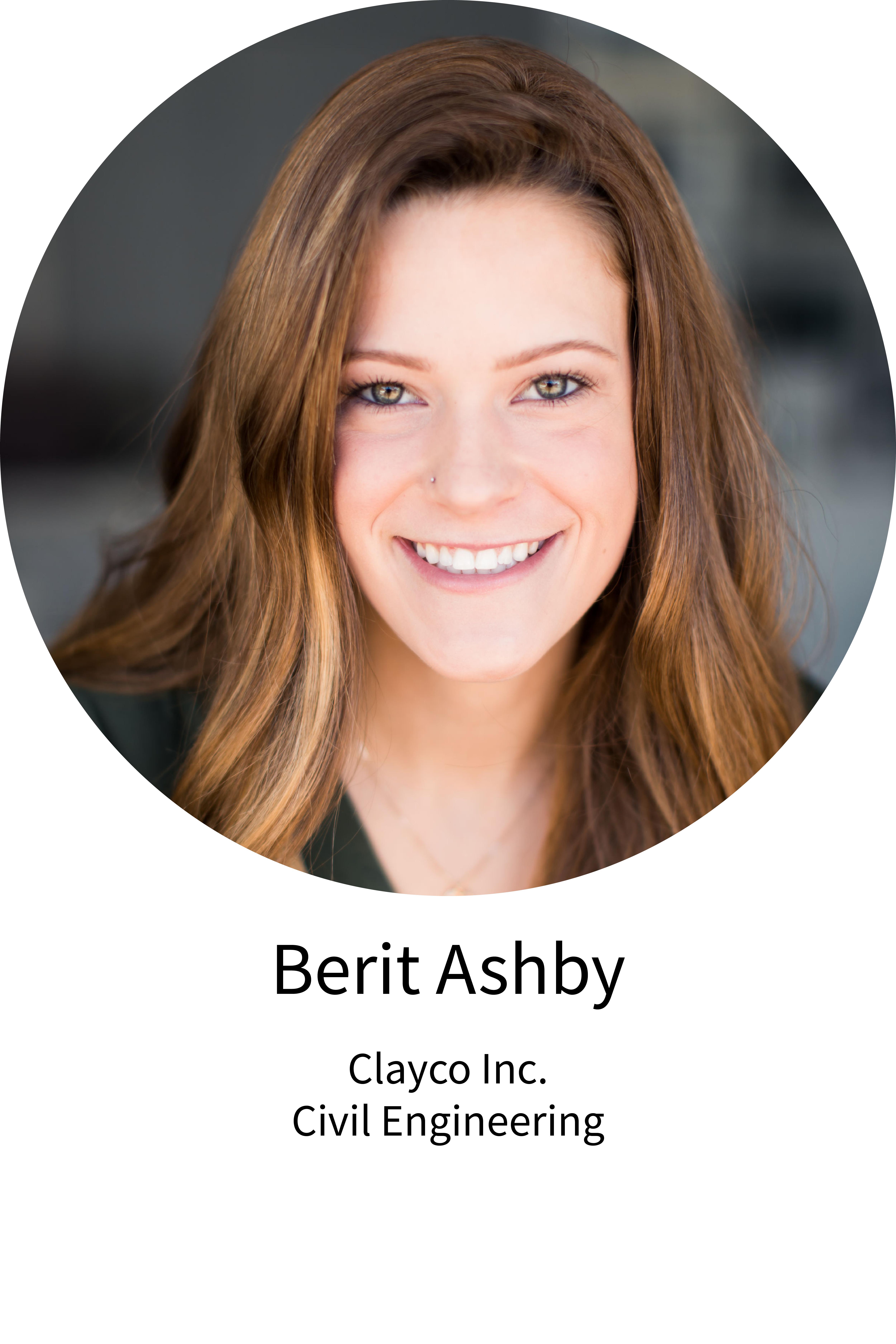 Berit Ashby Internship Spotlight