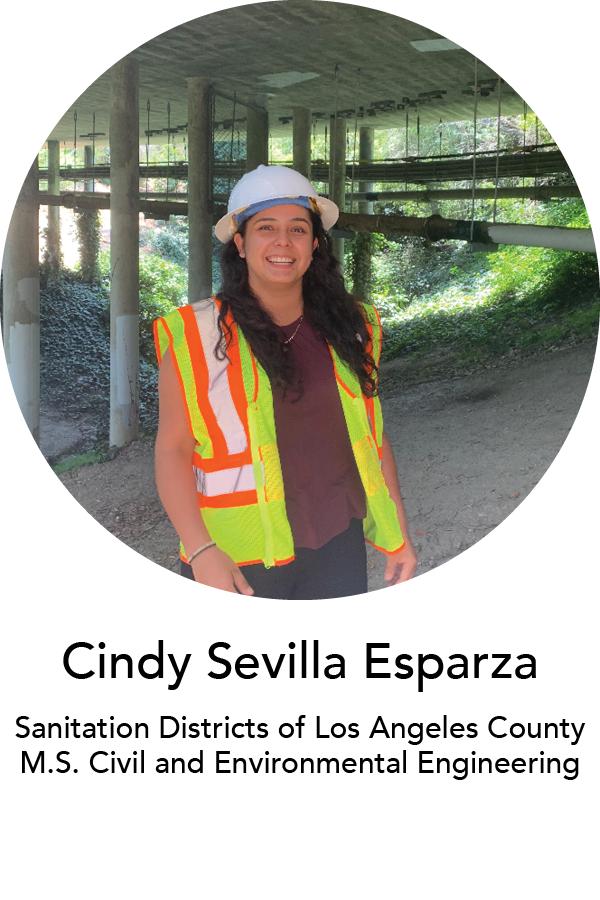 Cindy Sevilla Esparza Internship Spotlight