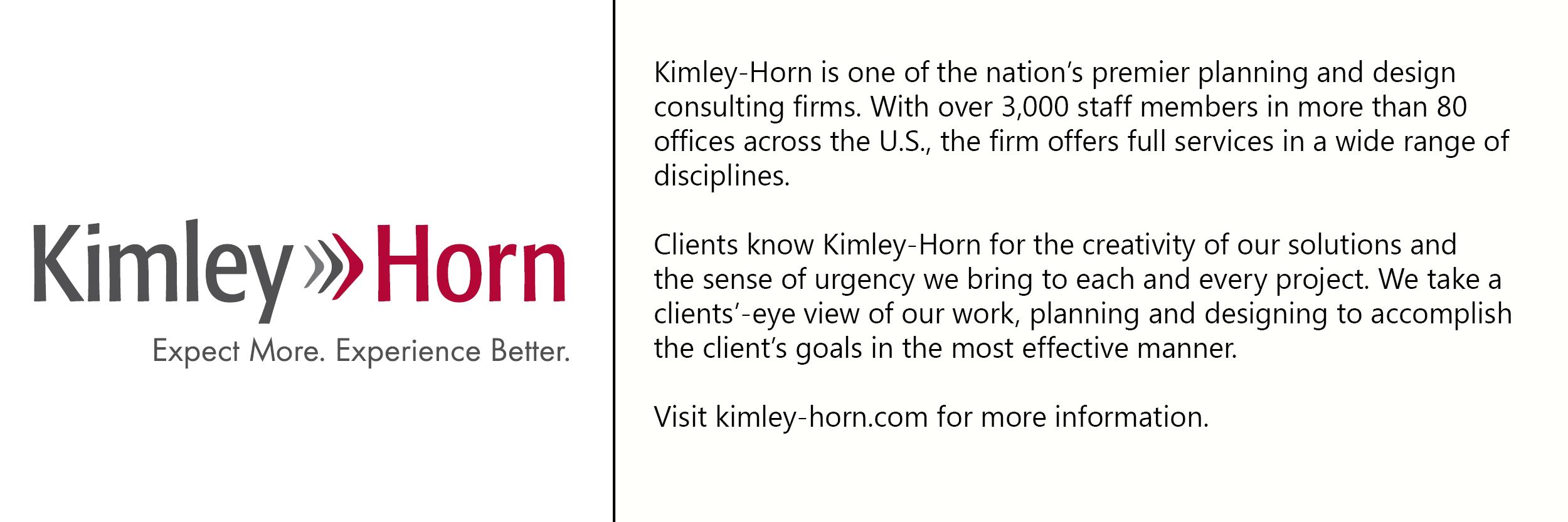 Kimley Horn