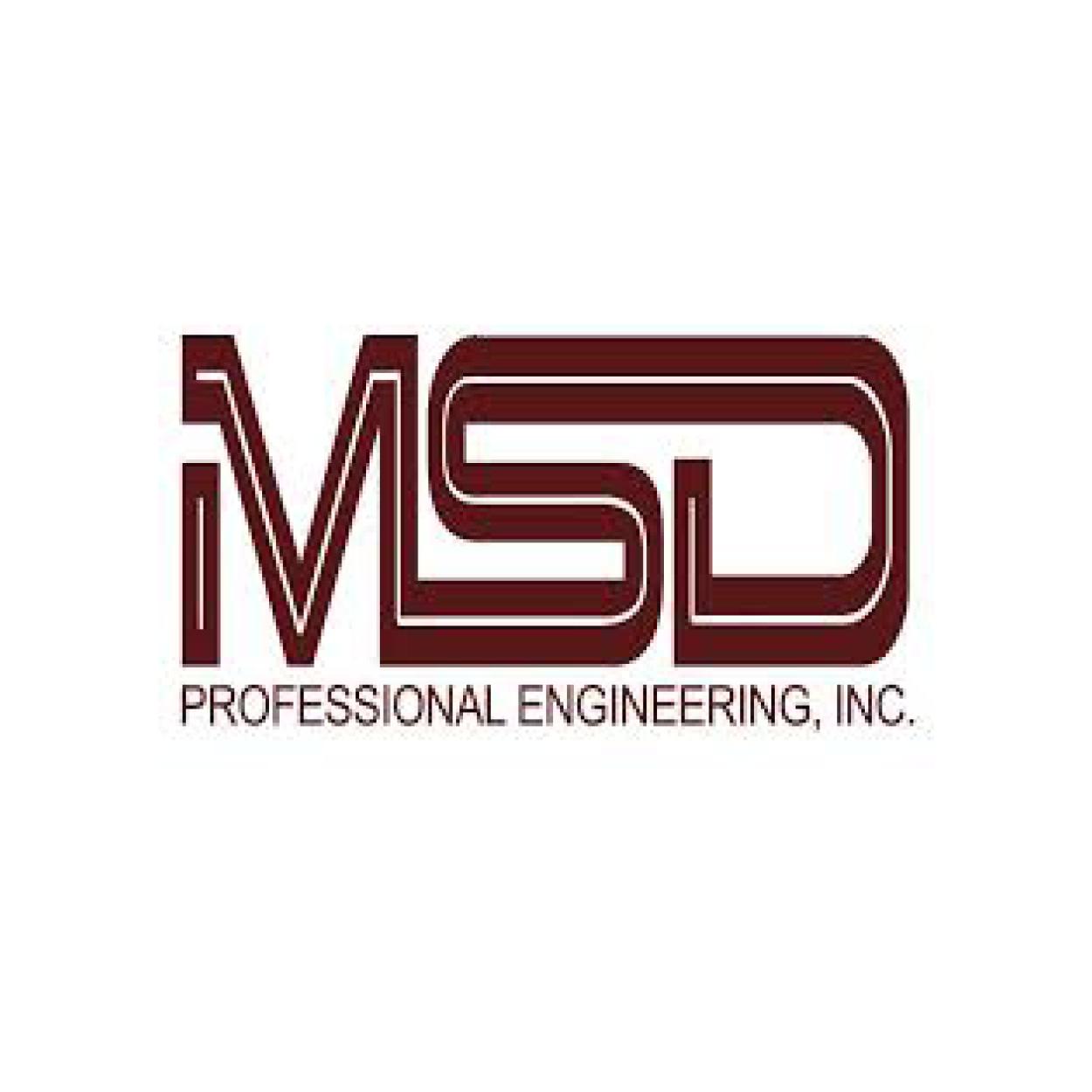 MSD Professional Engineering Inc.