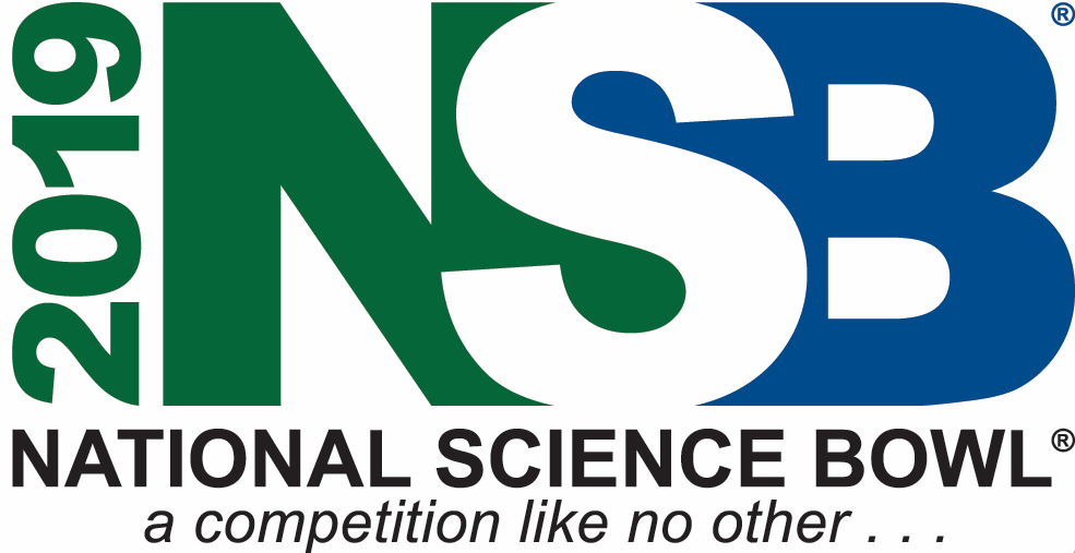 2019 NSB National Science Bowl a competition like no other...