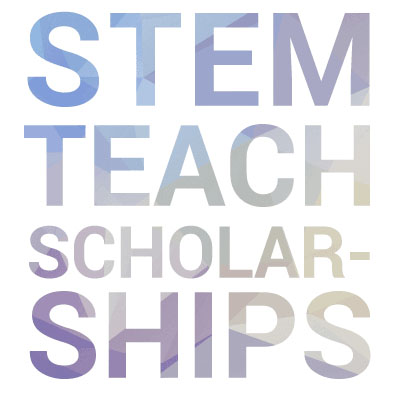 STEM Teach Scholarships Logo