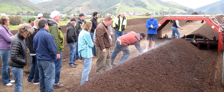 Cal Poly Compost Class