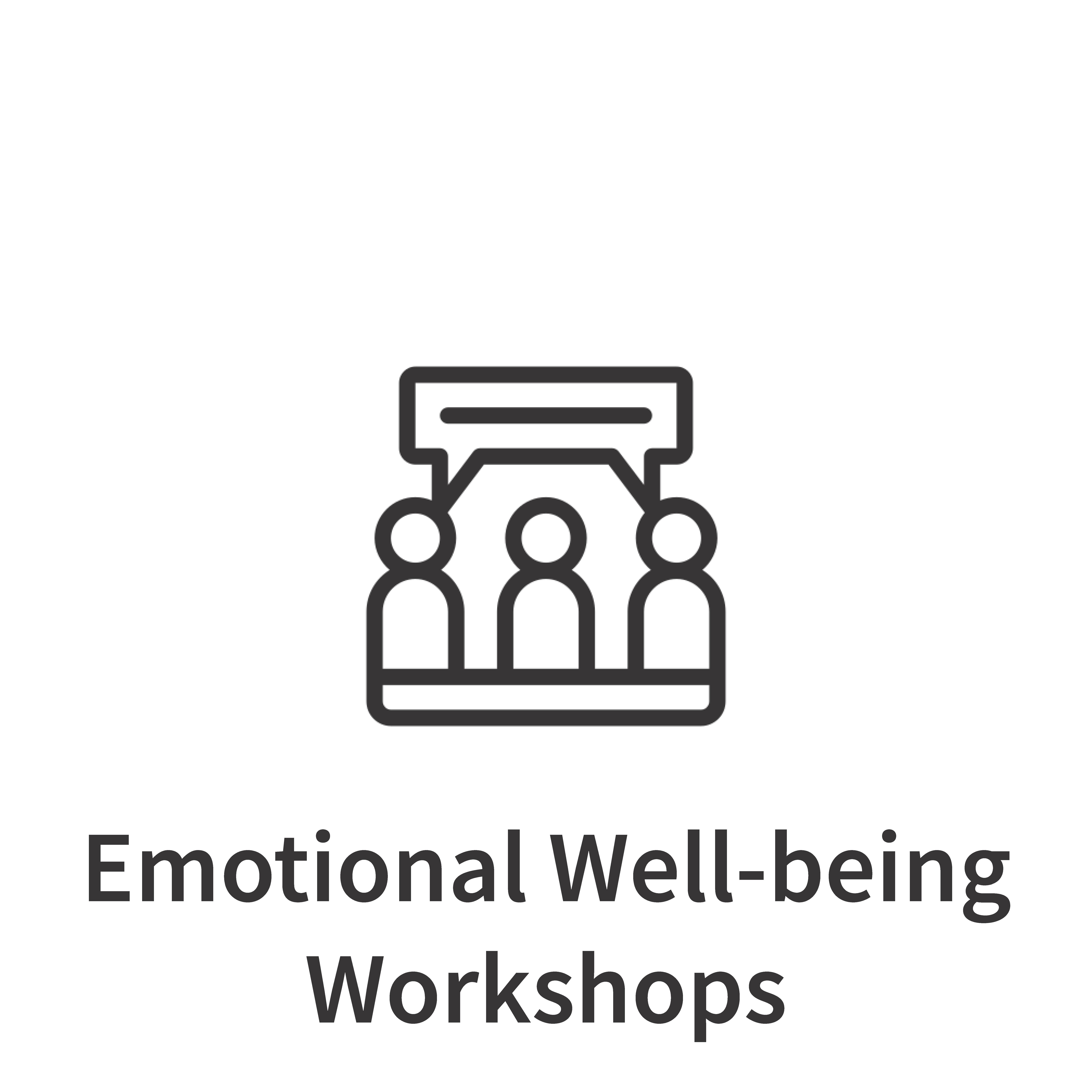 Emotional Well-being Workshops