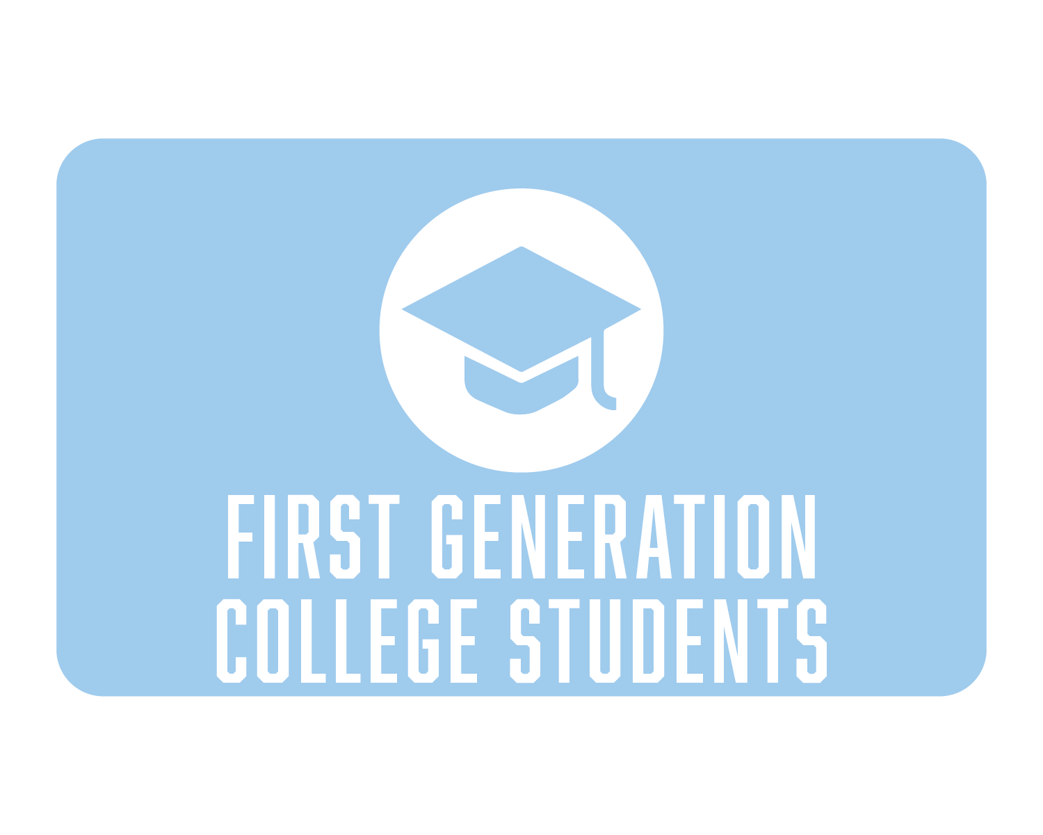 First Generation College Students Icon