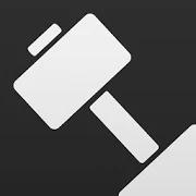 Fitness Builder phone app icon