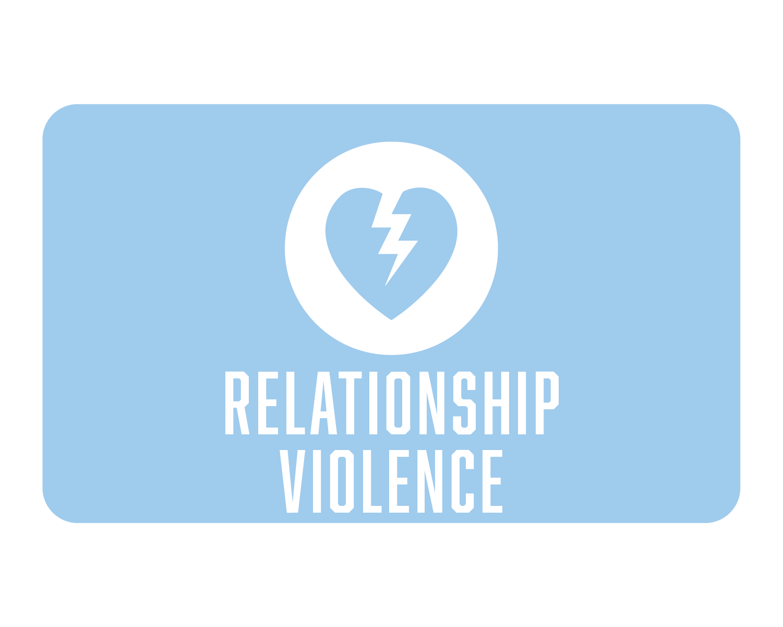 Relationship Violence Icon