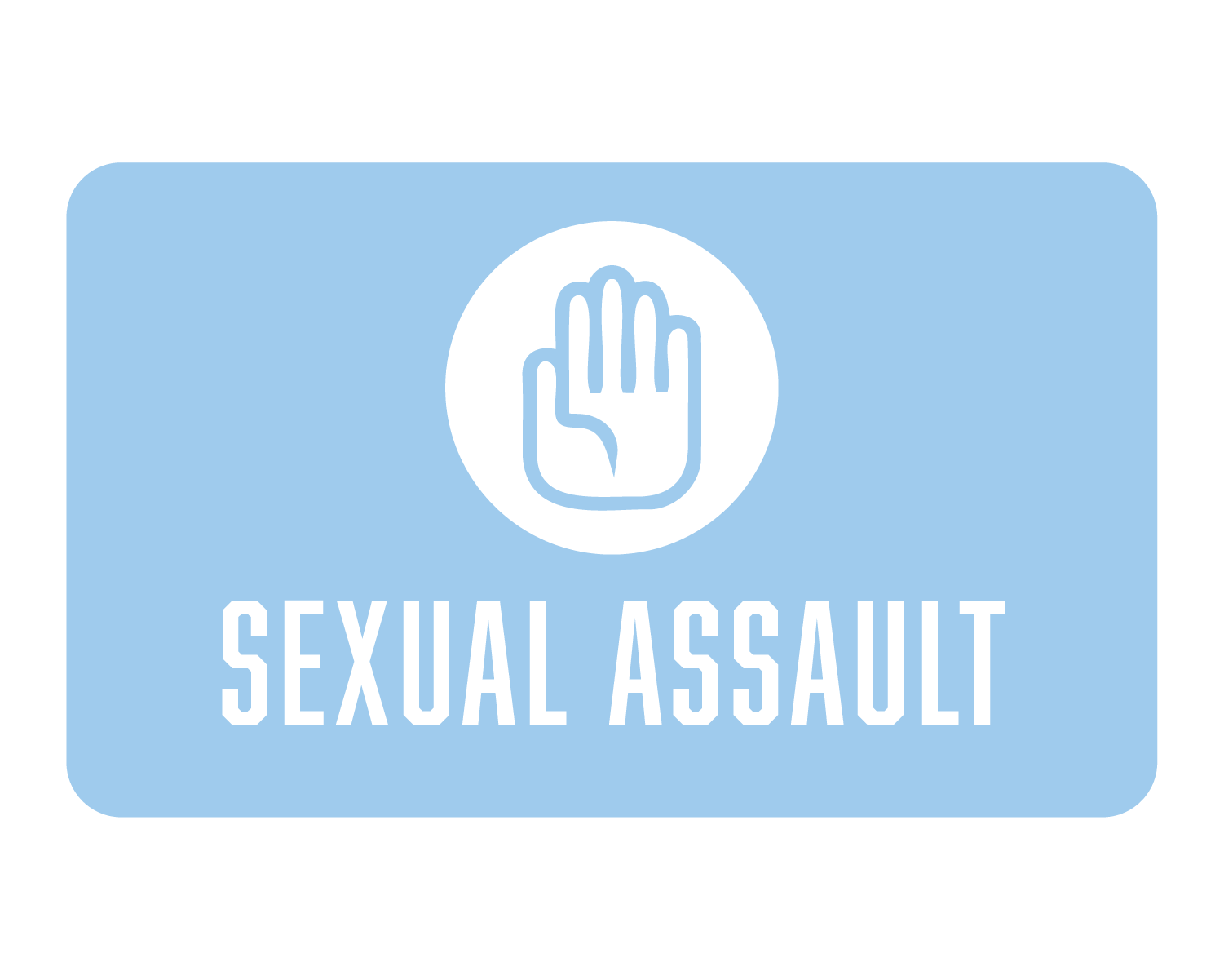 Sexual Assault Icon