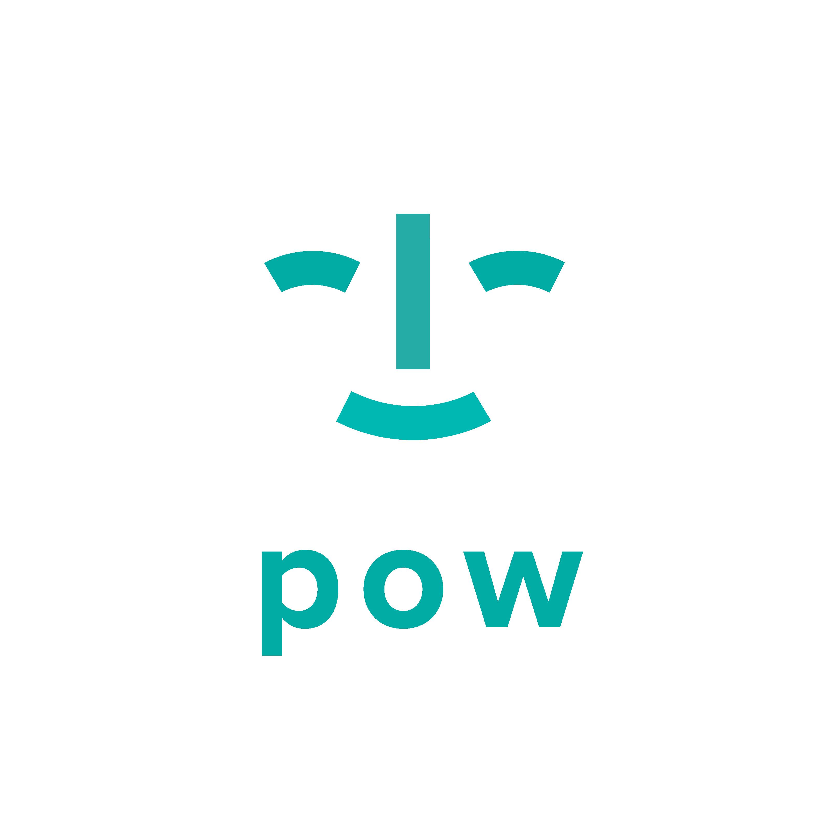 POW team logo image square