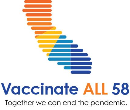 Vaccinate all 58 logo