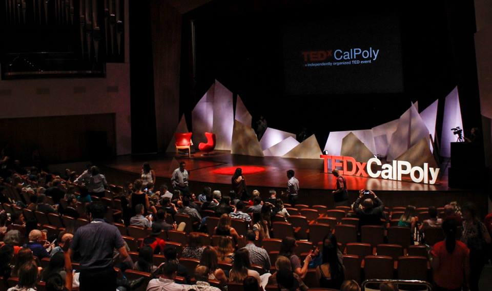 Psychology Major Organizes TEDx Event