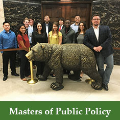 Masters of Public Policy