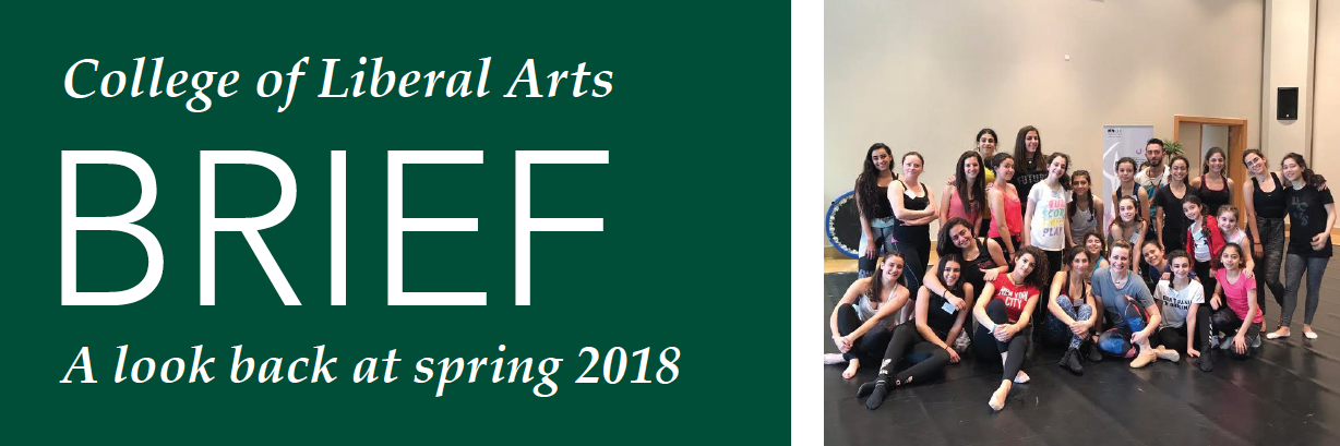 College of Liberal Arts Brief Spring 2018