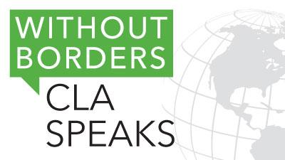 CLA Speaks Speaker Series 2016-17