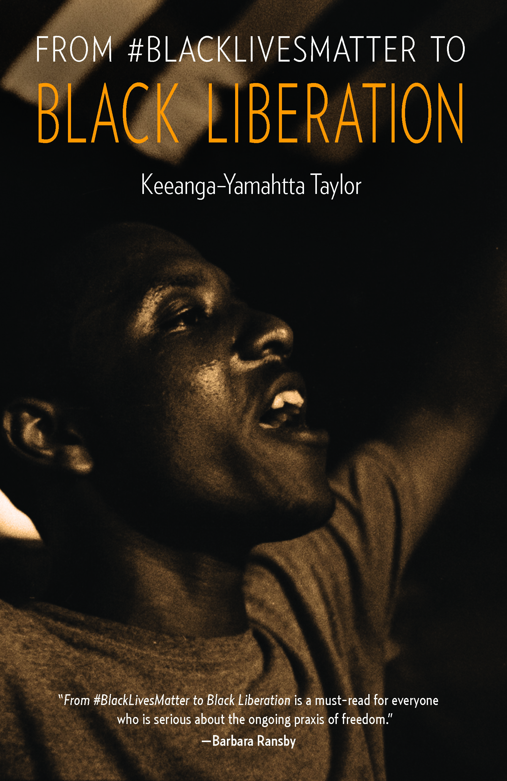 From #BlackLivesMatter to Black Liberation book cover