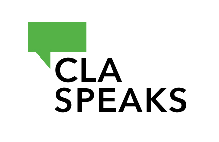 CLA Speaks