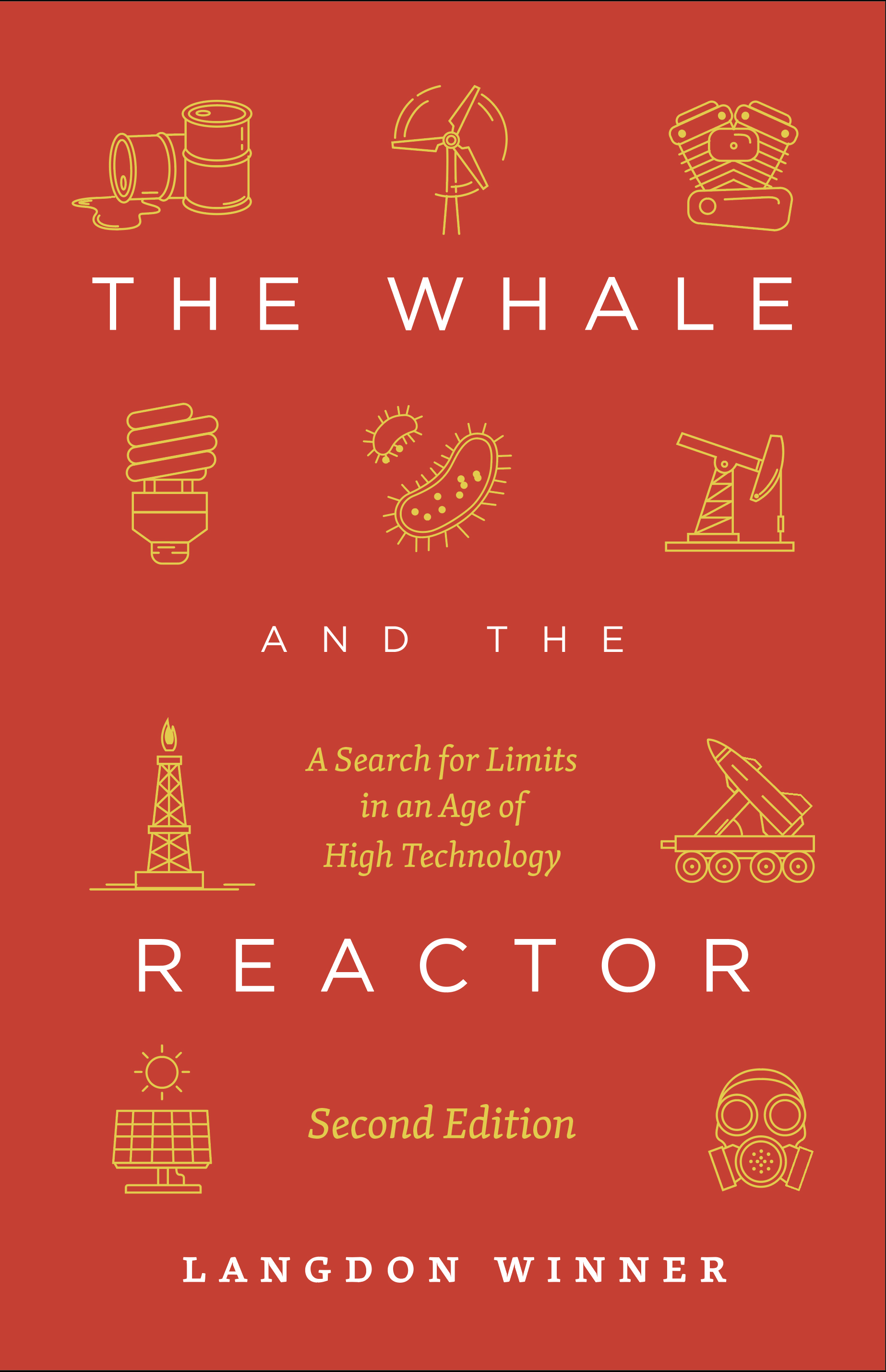 Whale Reactor book cover