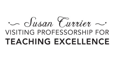 Susan Currier Visiting Professorship