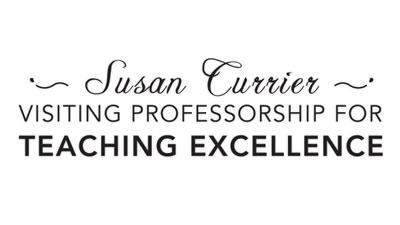 Susan Currier Visiting Professorship