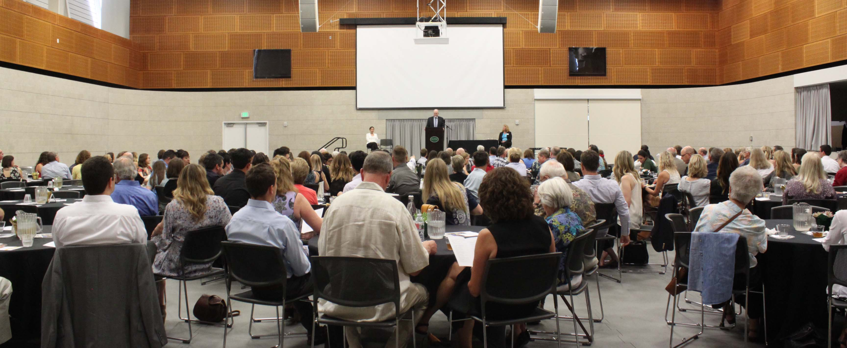 Cal Poly CLA Student Award Reception