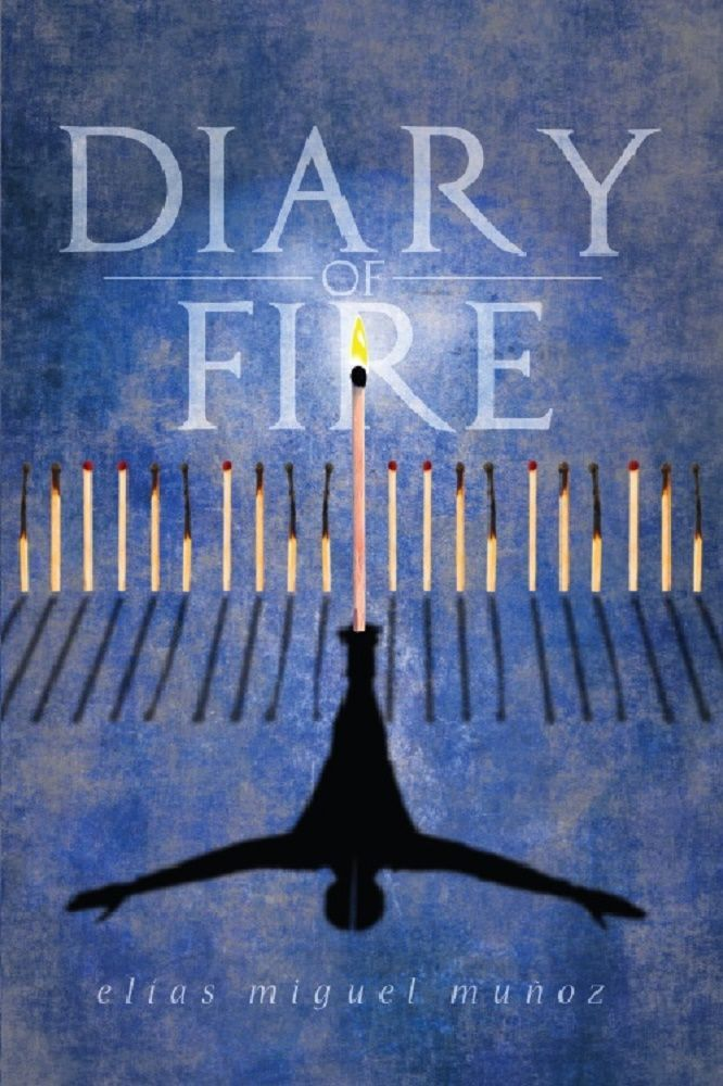 Diary of Fire book cover